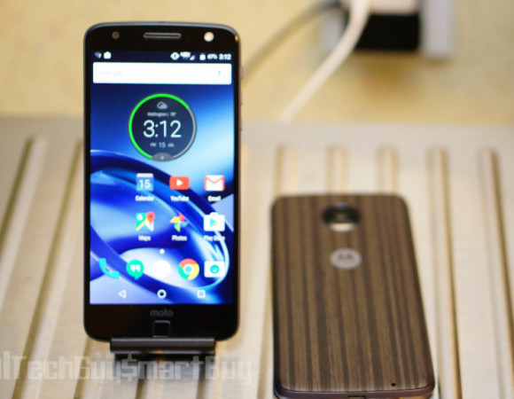 You Can Now Pre-Order Your Moto Z & Z Force From Verizon