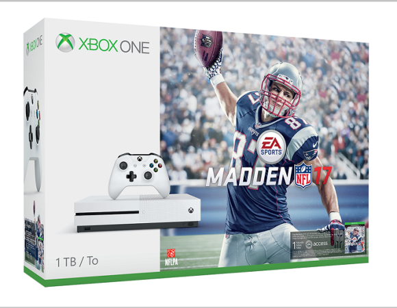 The 500GB & 1TB Versions Of The Xbox One S Is Coming On 8/23