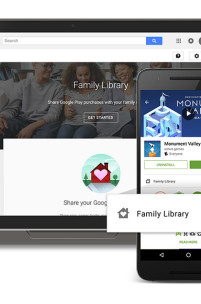 Google Play Family Library Allows You To Share Content To Up To 6 Users