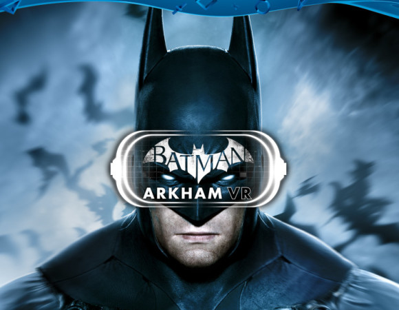 See The Newest Trailer For The Batman Arkham VR