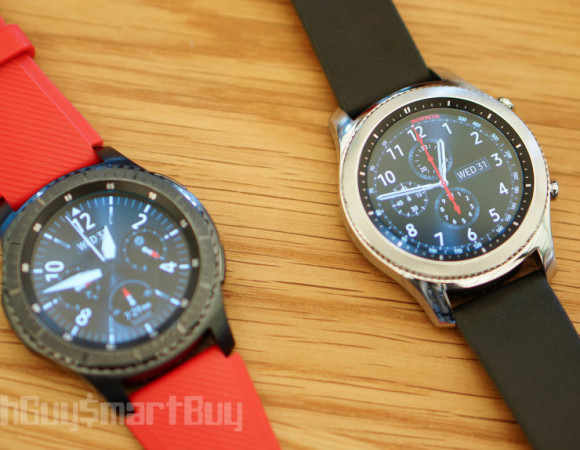 Samsung's Gear S3 Is Coming On November 18th, Starting At $350
