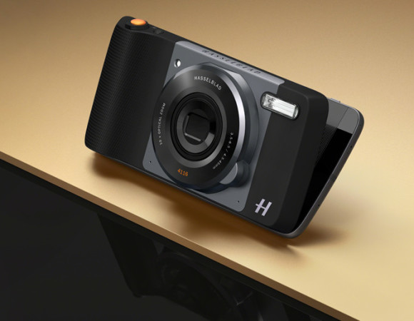 Moto Z's Latest Mod Is The Hasselblad True Zoom Camera #IFA2016