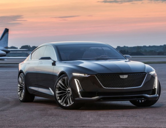Cadillac Unveils Their Super-Sexy #Escala Concept Vehicle