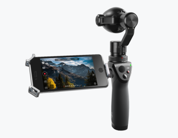 DJI Beefs Up Their Handheld Gimbal w/ The Osmo +