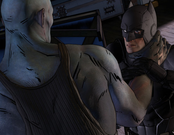 Review: Batman Telltale Games Episode 2