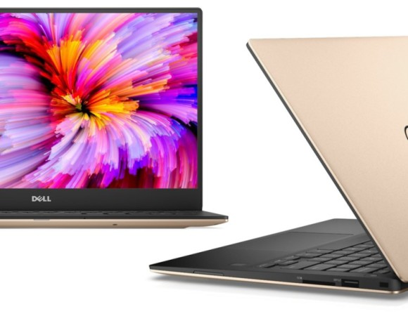 Dell Refreshes The XPS 13 w/ Faster Internals & Rose Gold Color