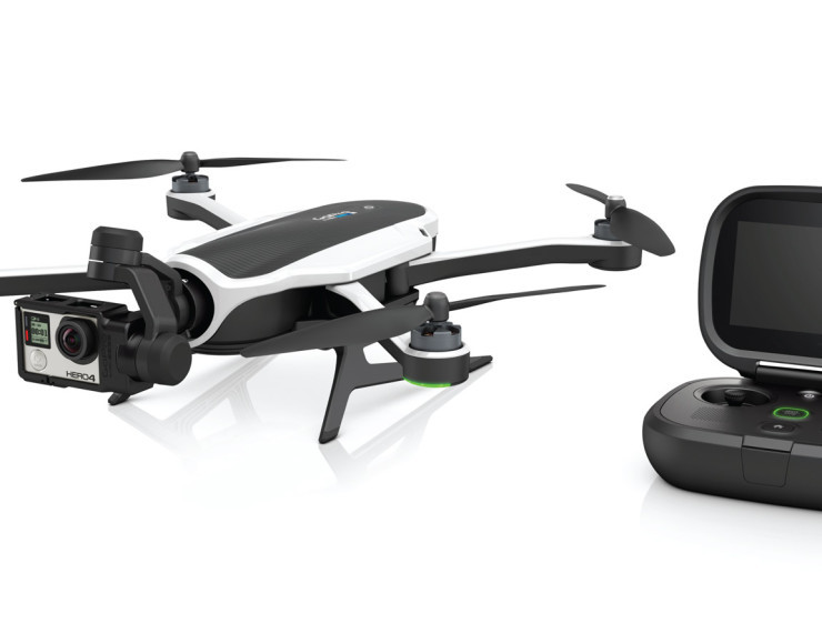 GoPro's 1st Drone Is The Foldable Karma For $799