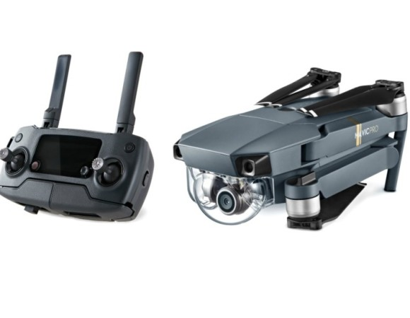 Meet DJI's Newest, Foldable, & Smallest Drone: The Mavic Pro