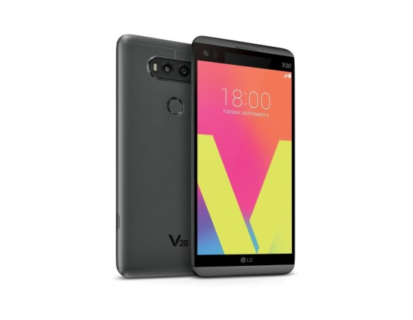 LG V20 Is Official & Wants To Be Your Go-To-Media Phone