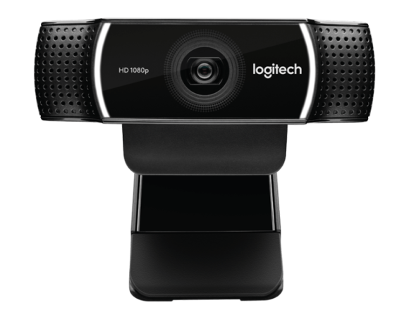 Logitech Refreshes Their Top Webcam w/ The C922 Pro Stream