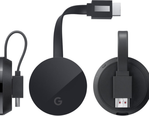 Meet the 4K-Ready Chromecast Ultra By Google
