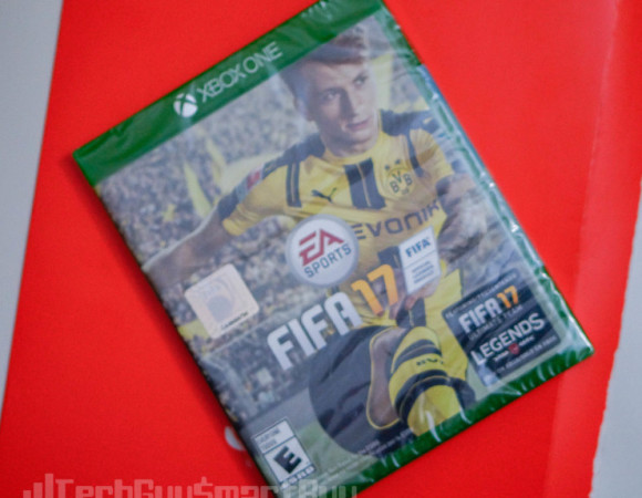 Giveaway: #FIFA17 Xbox One