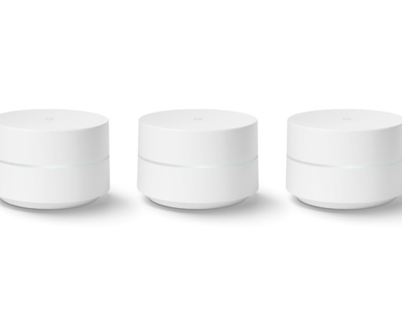 Google Wi-Fi Routers Are Their Answer To Eero
