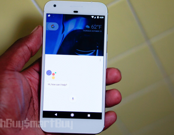 Google Assistant Is Coming To Android Nougat & Marshmallow Phones #MWC17