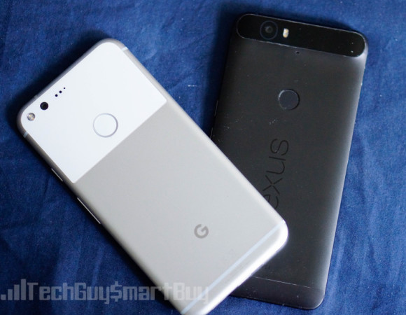 Battle: Nexus 6P Vs. Pixel XL
