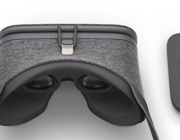 Daydream VR Looks Like The Most Comfortable VR Headset For $79