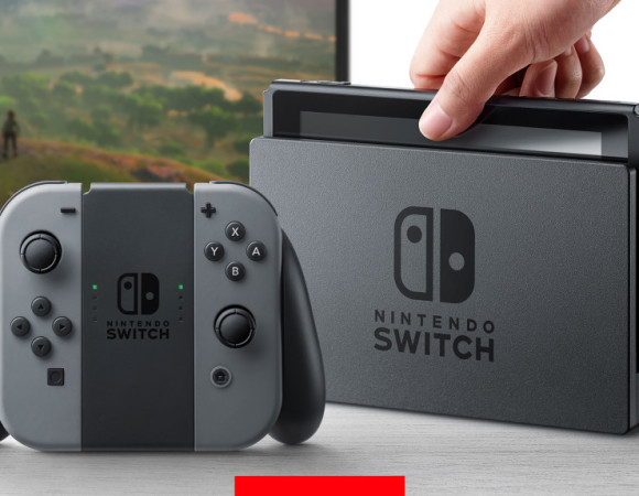 Meet The Nintendo Switch: Their New Vision For Home/Portable Gaming