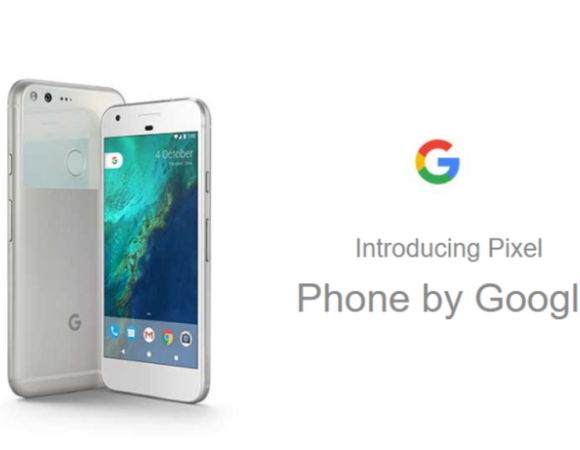 The Pixel & Pixel XL By Google Are Official