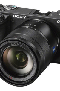 Sony Beefs Up Their Mirrorless Champ w/ The A6500