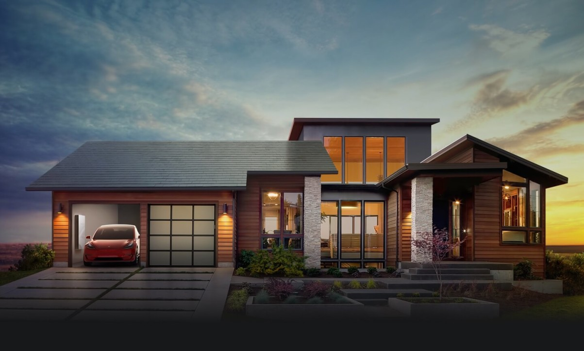Tesla Unveils A New Solar Roof The Powerwall 2 0