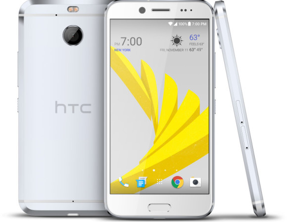 HTC's Water-Resistant, All-Metal Bolt Is Here For Sprint