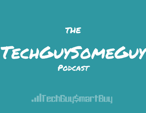 TechGuySomeGuy Episode 9: Welcome To 2017 & CES