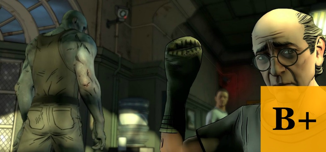 batman telltale games review grade