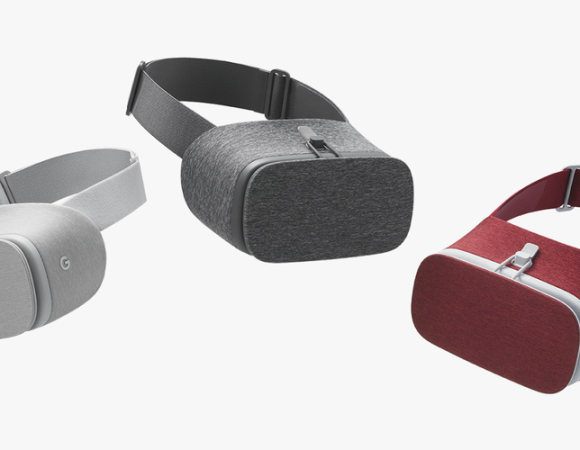 Google's Daydream View VR Headset Will Go On Sale On 11/10