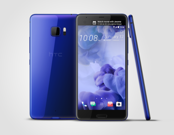 HTC's New Flagships Are The U Ultra & U Play