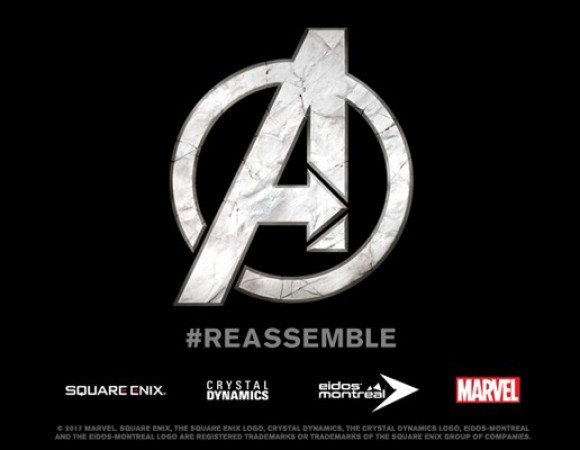 Square Enix & Marvel To Bring Us Avengers Games In 2018