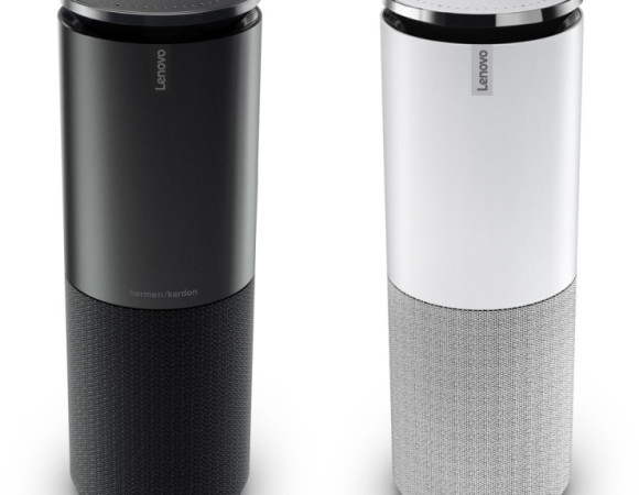 Lenovo Unveils Their Smart Assistant Speaker Powered By Alexa #CES2017