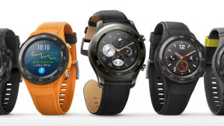 Huawei Brings Out The Huawei Watch 2 #MWC2017