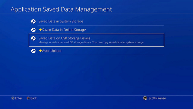 PS4 HD support