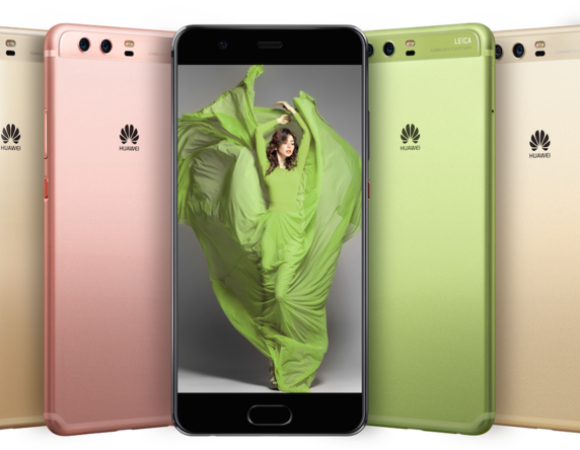 Huawei Unveils Their New Flagship w/ The P10 #MWC17