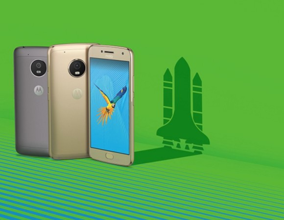 Motorola Unveils The Moto G5 & The G5 Plus #MWC17