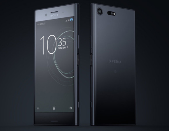 The Sony Xperia XZ Premium Lives Up To Its Name #MWC17