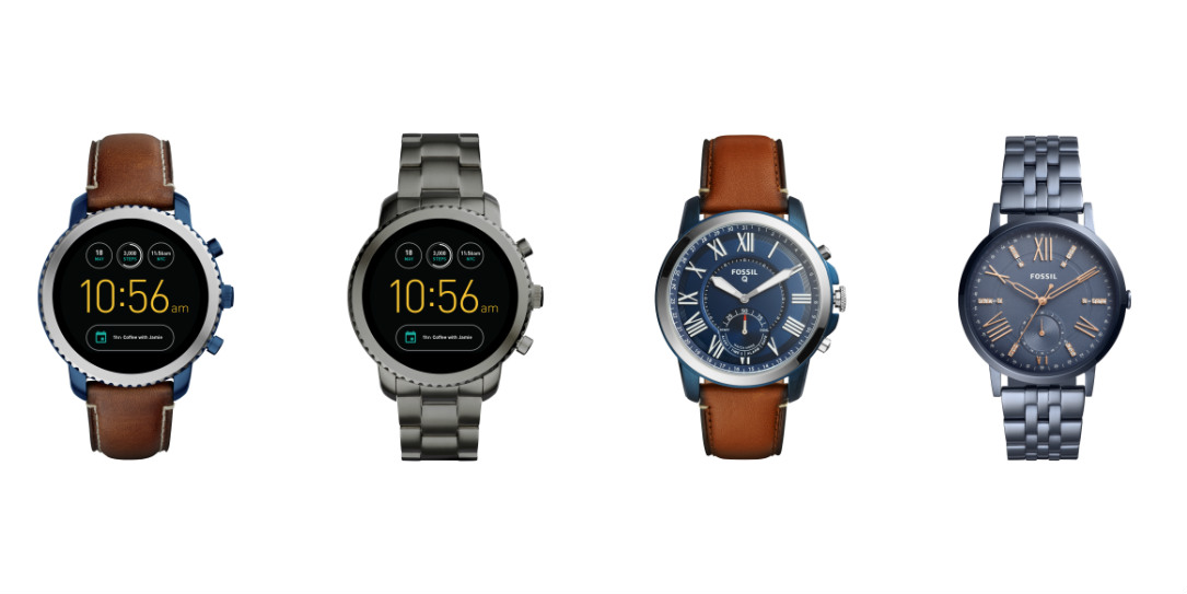 Fossil Q baselworld lineup