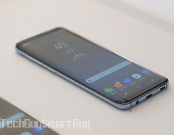 Is This A Dual Camera Galaxy S8 Plus Prototype Or 1st Look At The Note 8?