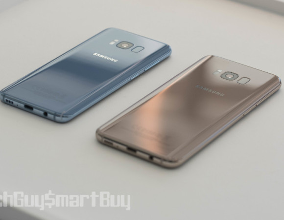 Samsung Returns From The Battery Ashes w/ The Galaxy S8 & S8+