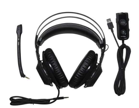 HyperX Adds Dolby 7.1 Audio w/ The Cloud Revolver S