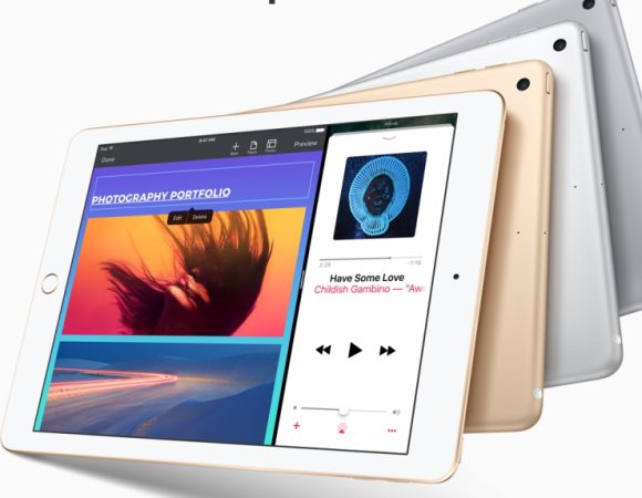 Apple Refreshes The 9.7inch iPad Starting At $329