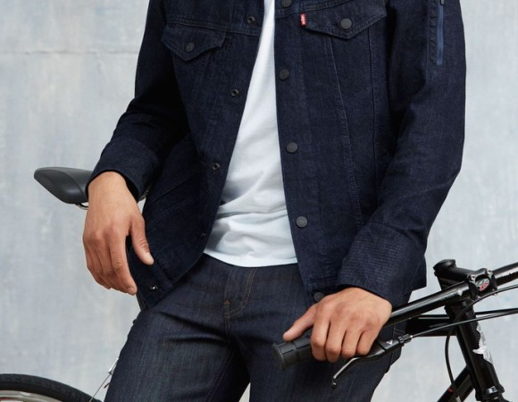 The 1st Smart Jacket By Levi's Is Coming This Fall For $350