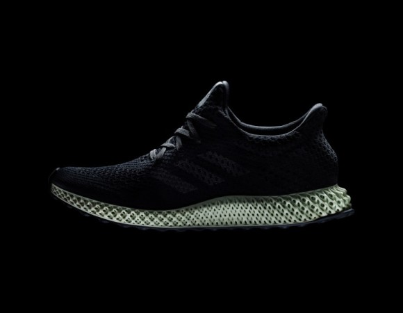 Get Ready For The Future Footwear w/ The Adidas Futurecraft 4D