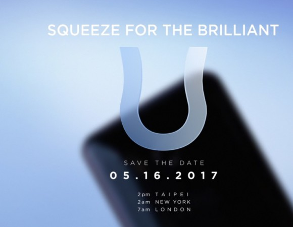 Here Are The Official Specs For The HTC U 11