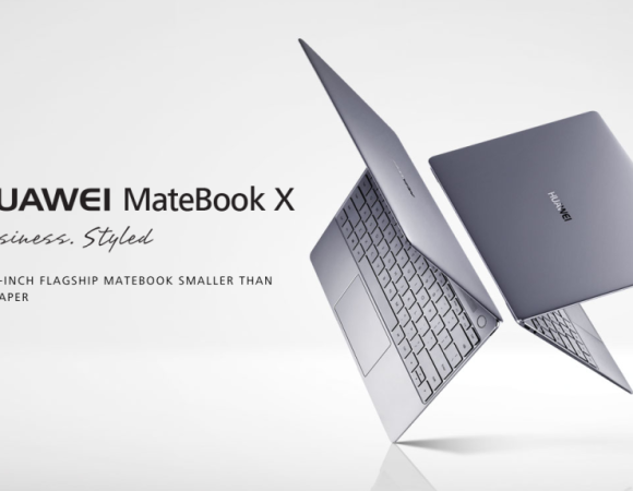Huawei Introduces Their Best-Looking Laptop To Date w/ The MateBook X
