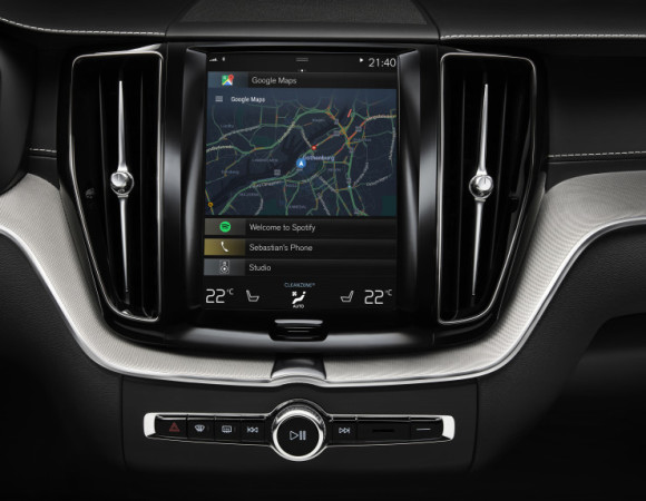 The Next Level Of Android Auto Is The Android-Powered Car #io17