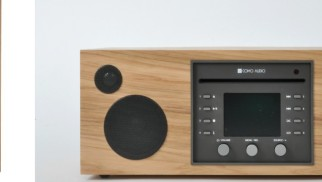 New Como Audio Speakers: The Portable Amico & Musica w/ CD Player