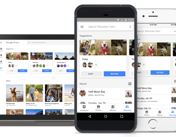 You Now Have 3 More Ways To Share In Google Photos #io17