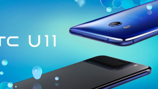 The HTC U11 Is Powerful, Squeezable, & Coming Next Month