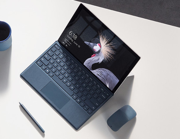 Microsoft's New Surface Pro: 13 Hour-Battery Life, LTE Option, Starts At $800